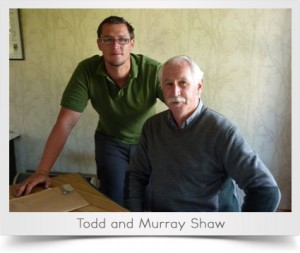 Todd and Murray Shaw